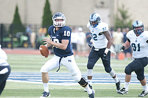 Monmouth QB Kyle Frazier