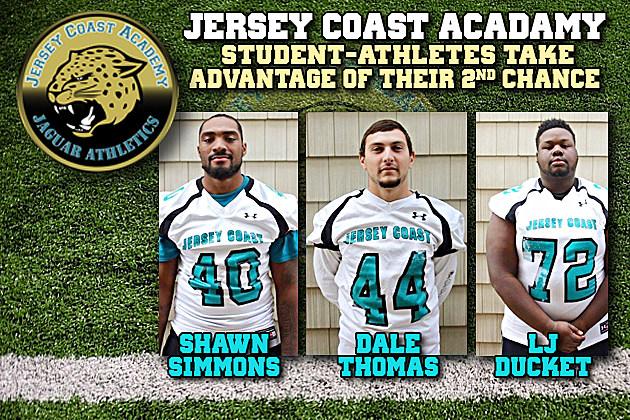Jersey Coast Academy.