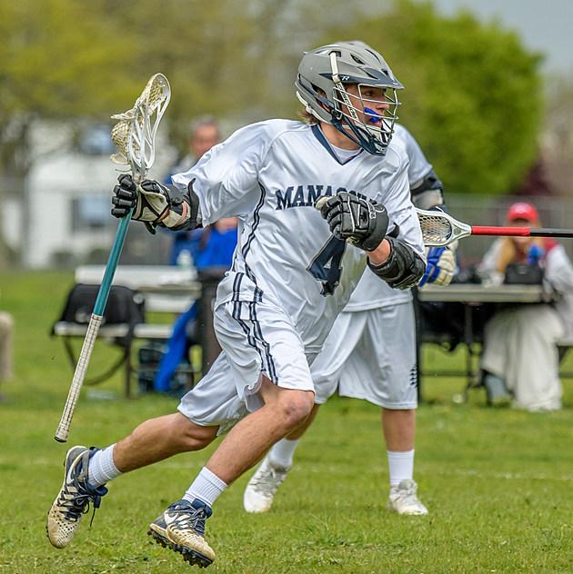 Manasquan junior attackman Jarrett Birch. (Photo by Robert Samuels/BooFace Photography).