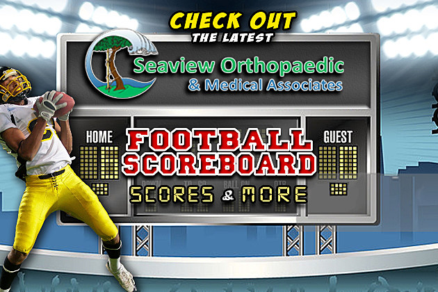 Seaview Orthopaedics Football Scoreboard