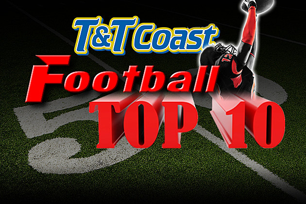 T&T Coast Football Top Ten