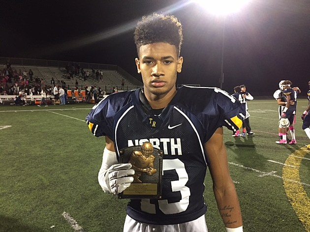Toms River North's Bryce Watts, Player of the Game