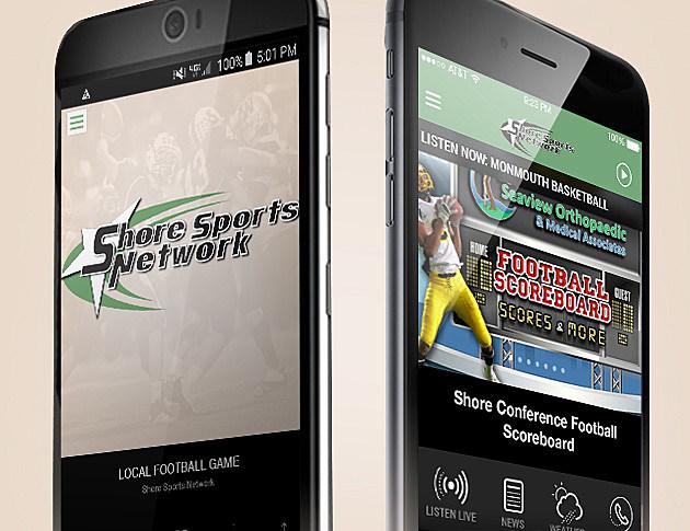 Shore Sports Network Download App