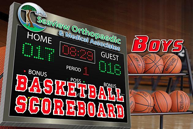 SVO Baseball Scoreboard