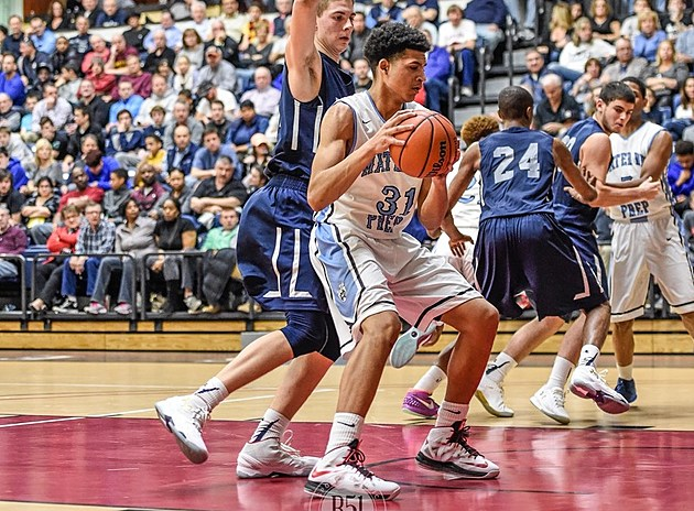 Defending SCT champion Mater Dei Prep is the No. 1 seed in this year's tournament. (Photo by Mark Brown, B51 Photography)