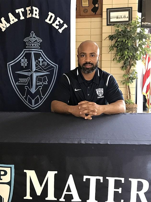 Mater Dei Prep athletic director Lance Bennett. (Photo provided by Mater Dei Prep).