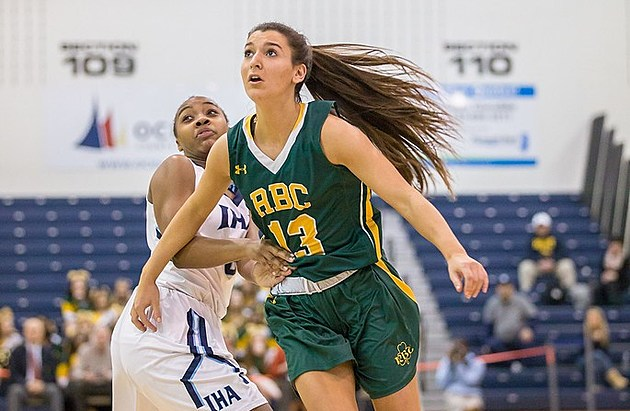 Red Bank Catholic junior Katie Rice. (Photo by Paula Lopez)