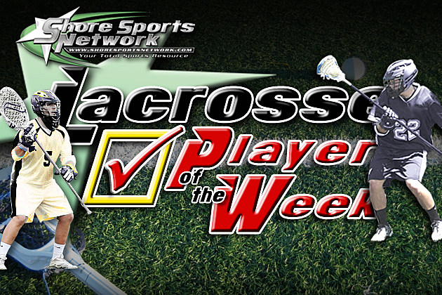 Lacrosse Player of the Week