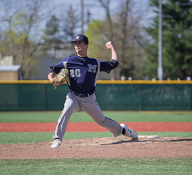 Manasquan senior Tommy Sheehan. (Photo by Paula Lopez)