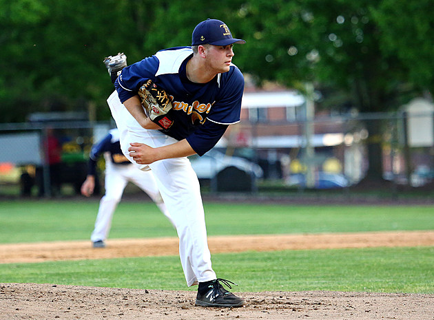 Toms River North junior Jared Bellissimo. (Photo by Ray Richardson)
