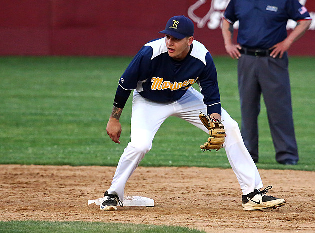 Toms River North senior shortstop Mike Nyisztor. (Photo by Ray Richardson)