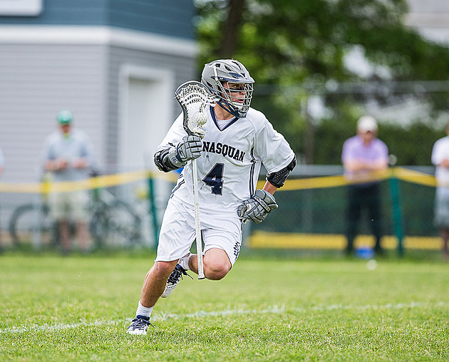Manasquan's Jarrett Birch is the 2017 SSN Boys Lacrosse Player of the Year. (Photo by Paula Lopez).